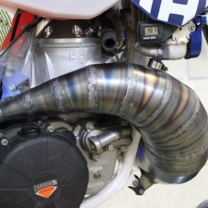 BRC 500 SNOW / SUPERMOTO Expansion Chamber