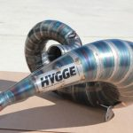 RM250 2004 to 2008 HYGGE PERFORMANCE TWO STROKE CONE PIPE